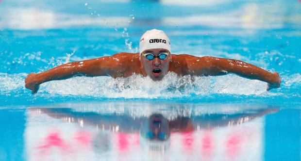 Les 5 plus grands nageurs de tous les temps
